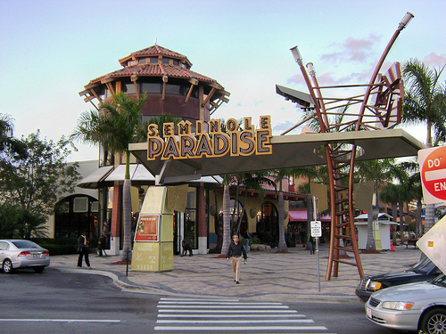 Seminole casino pigs in paradise