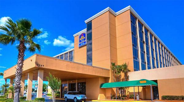 Best Western Hotel Orlando Florida Near Universal Studios