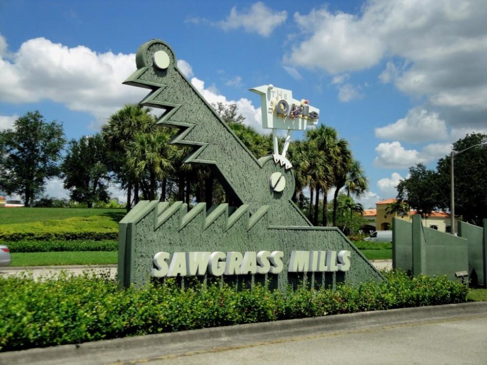 Imagem do: http://www.miamieflorida.com.br/sawgrass-mills-mall