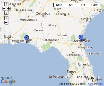 map-florida