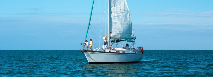 Naples barco