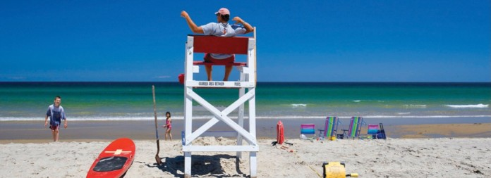 Rhode praia