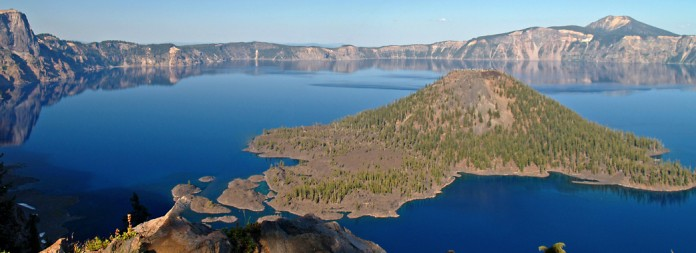 oregon craterlake feature