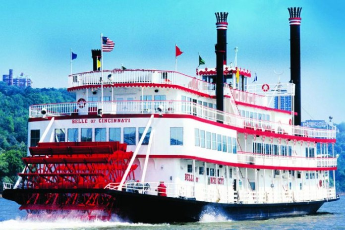 BB Riverboats_Belle of Cincinnati