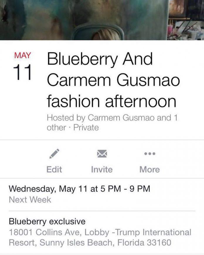 Carmem convite