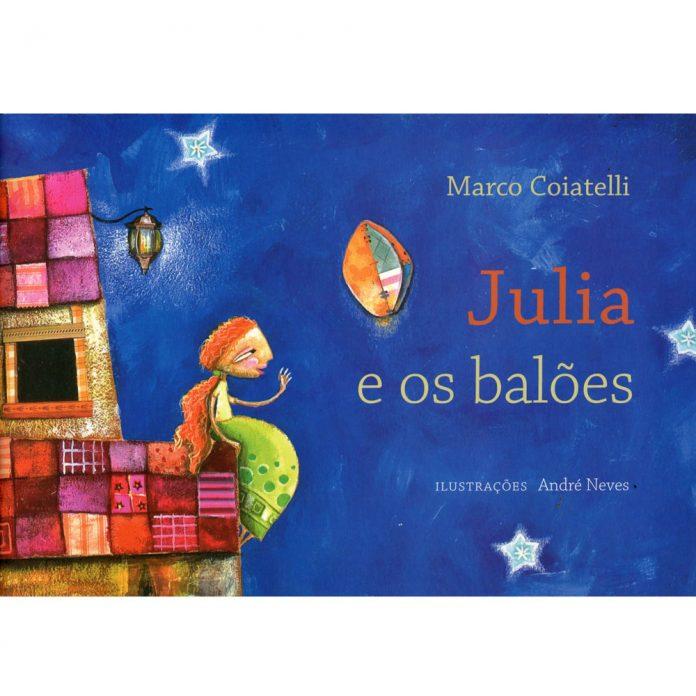 Julia e os baloes